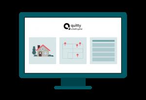 Die Quitty Online-Dokumentation für das Schädlingsmonitoring